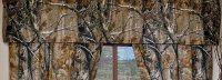 Realtree AP Camo Window Topper Valance