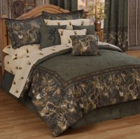Browning Whitetails Comforter Set