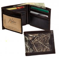 Men's True Timber Camo Billfold Wallet