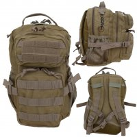 Kids Recon Coyote Tactical Backpack