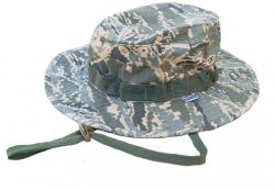 US Air Force ABU Camo Kids Boonie Cap