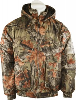 Trail Crest Camo Youth Evolution Insulated Bomber Jacket 29081T