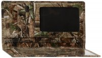 Realtree AP Camo Leather Checkbook Cover 200727