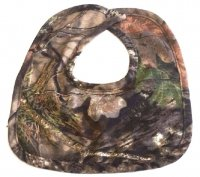 Mossy Oak Breakup Country Camo Baby Bib - Large
