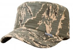 US Air Force ABU Camo Kids Ball Cap