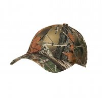 Highland Timber Camouflage Baseball Cap