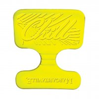 Yellow Margaritaville Aqua Foam Saddle Float