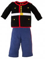 United States Marine Corps Infant Child Dress Blues Uniform