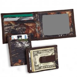 Casual Series Nylon Front Pocket Wallet 200631