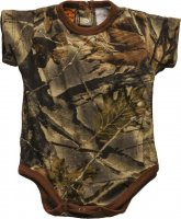 Highland Timber Camo Baby Boys Bodysuit 99241-95
