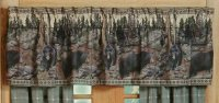 Blue Ridge Trading The Bears Window Valance