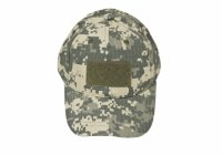 Kids 6 Panel Tactical Cap ACU Digi Print