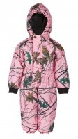 Trail Crest Pink Camo Toddler Insulated Waterproof Snow Suit