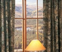 Licensed Realtree Advantage Camo Pattern Curtains