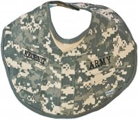 United States Army ACU Camo Baby Recruit Bib
