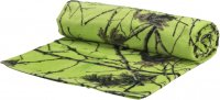 "Blazing Green Forest Camo 30"" x 60"" Premium Beach Towel"