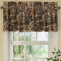 Realtree Max-4 Camo Window Valance