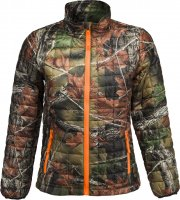 Boys Highland Timber Camo Ultra-Thermic Padded Jacket