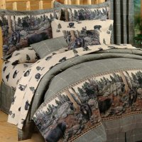 Blue Ridge Trading The Bears Comforter Set