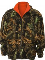 Trail Crest Kids Thurmond Reversible Camo to Blaze Orange Heavy