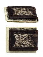 Men's True Timber Premium Leather Camo Magnetic Money Clip