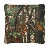 "Realtree Hardwoods Green HD Collection Square Pillow 18"" x 18"""