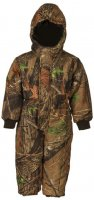 Trail Crest Camo Toddler Insulated Waterproof Snow Suit